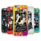 5 SECONDS OF SUMMER GROUP PHOTO MONTAGE GEL CASE FOR APPLE iPHONE PHONES