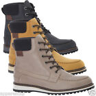 Lacoste Women's Eclose Lace Up Leather Winter Boots UK Size 4 EU Size 37