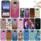 For Samsung Galaxy S6 Active G890 Various Pattern TPU SILICONE Rubber Case Cover