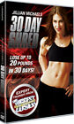 Jillian Michaels: 30 Day Shred DVD (2009) Jillian Michaels cert E Amazing Value