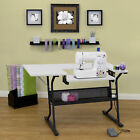 Studio Designs Eclipse Sewing Machine and Craft Table