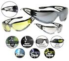 Motorcycle Riding Sunglasses Safety Biker Goggles Glasses Wind Resistant UNISEX