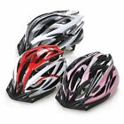 Hot Cycling MTB/Road Bike Safety Bicycle Unisex Adult Hero Helmet With Visor