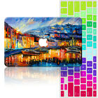 """Oil PAINTED Design Hard Case Laptop Cover for Mac Macbook Pro 13""""/15""""Air 11""""/12"""""""