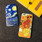 New Painting By Vincent Willem van Gogh Print plastic Hard phone cases