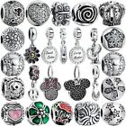 New Hot European Bead Charm For 925 sterling silver Necklace Bracelet Chain CA