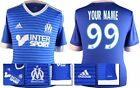 *15 / 16 - ADIDAS ; MARSEILLE 3rd KIT SHIRT SS / PERSONALISED = SIZE*
