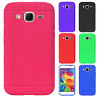For Samsung Galaxy Core Prime Rubber SILICONE Skin Soft Gel Case Phone Cover