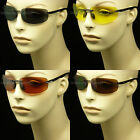 BIFOCAL READING SUNGLASSES GLASSES SAFETY NEW RIMLESS POWER STRENGTH DRIVE