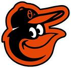 Baltimore Orioles vehicle window or hard surface decal (LAMINATED)