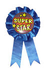 Super Star Award Ribbon Best Person Award Cake Decor Or Pin 69939