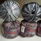 Premier Spangle Yarn **Add Shine and Color* *CLEARANCE SALE*  Great Colors