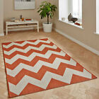 Think Rugs Cottage CT5191 Flat Weave