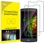 JETech 2-Pack Screen Protector for LG V10 G4 G3 Tempered Glass Film