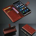 For MeiZu MX3 MX4 MX5 M2 Note2 Card Slots Stand Leather Wallet Case Skin Cover
