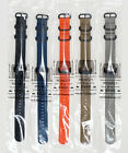 MKS ZULU Nylon Watch Strap, Premium Quality by MONKEYSWAG®