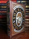 The Complete Sherlock Holmes by Arthur C. Doyle New Sealed Deluxe Leather Bound
