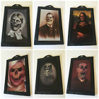 Large Halloween Lenticular 3D Horror Changing Face Scary Photo Frame Portrait