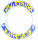 Billfisher Mono Leader Bracelet Clear 100yds! CHOOSE YOUR SIZE