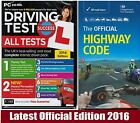 2016 Driving Theory Test and Hazard CD DVD + Official DSA Highway Code Book DVLA