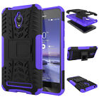 Hybrid Shockproof Heavy Duty 2 in 1 Stand Case Cover For Asus ZenFone Go ZC500TG
