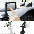 Universal 360 Car Mount Holder Windshield Bracket For GPS Mobile Phone PDA New