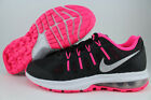 NIKE AIR MAX DYNASTY GS BLACK/SILVER/PINK 1 90 95 MUSE WOMEN GIRLS YOUTH SIZES