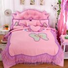 100%Cotton Mystic Matching Pieces Decor Cushion Covers Duvet Doona Cover Set New