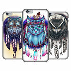 HEAD CASE DESIGNS DREAMCATCHER ANIMALS HARD BACK CASE FOR APPLE iPHONE PHONES