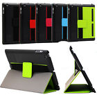 Magnetic PU Leather Case Flip Stand Folio Smart Cover For Apple iPad 4 3 & 2