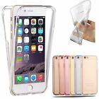 New Case Cover Whole protection silicone case 360 for iPhone 5 5S 6S 6 + 