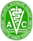 Atlantic Veterinary College of Prince Edward Island Stickers Decals