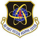 U.S. Air Force Nuclear Weapons Center Decal / Sticker