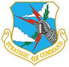 US Air Force USAFStrategic Air Command Decal / Sticker