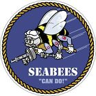United States Navy Seabees Decal / Sticker