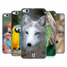 HEAD CASE DESIGNS ANIMALES FAMOSOS CASO DE GEL SUAVE PARA HTC ONE X9