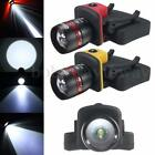 1500LM Q5 LED Stirnlampe Kopflampe Stirnleuchte Helmlampe einstellbare Headlight