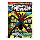 Marvel Comics Book Spider-Man Issue Cover #135 Graphic Art on Wrapped Canvas