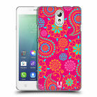 HEAD CASE DESIGNS PSYCHEDELISCH PAISLEYMUSTER BACK COVER FÜR LENOVO VIBE P1M