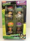 New Fun Nickalodeon Teenage Mutant Ninja Turtles 4 PC Body Wash Set  Boys age 3+