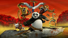 EDIBLE ICING IMAGE - KUNG FU PANDA - BIRTHDAY CAKE TOPPER DECORATION