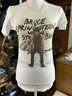 Vintage 1984 Bruce Springsteen w/ Car Size Small Born in the USA TShirt T Shirt