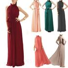 FINAL SALE - Clubwear Elegant Chiffon Long Maxi Party Prom Womens Dress Size