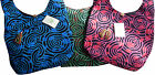 FAIR TRADE COTTON SPIRAL PRINT HIPPY BOHO FESTIVAL BEACH SHOULDER BAG