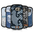 HEAD CASE DESIGNS JEANS AND LACES HYBRID CASE FOR SAMSUNG GALAXY S6 EDGE