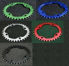 J&L Oval Shape Narrow Wide Chain Ring-104MM BCD-fit Sram,Shimano,FSA,RACEFACE