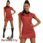 Adults Womens Official Licensed Star Trek Deluxe Uhura Fancy Dress Party Costume on eBay