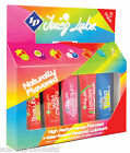 ID Juicy Lube 12ml Tubes Assorted Flavours Water Based Lubricants Discreet P&P