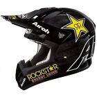 Airoh CR901 Rockstar Adults MX Motocross Enduro Off Road ATV Quad Helmet