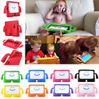 Kid Heavy Duty EVA Handle Case Protector Cover For Samsung Galaxy Tab 3 4 7.0""